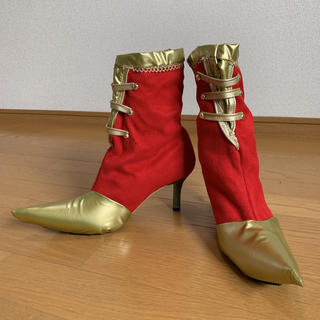 ファイナルファンタジー ティナ (靴/ブーツ)