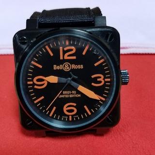 ベルアンドロス(Bell & Ross)のベル&ロス(腕時計(アナログ))