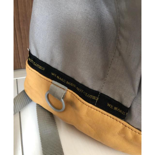 UNDERCOVER(アンダーカバー)のUNDERCOVER アンダーカバー  less but better期リュック メンズのバッグ(バッグパック/リュック)の商品写真