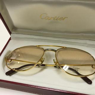 カルティエ(Cartier)のCartier RS  サングラス(サングラス/メガネ)