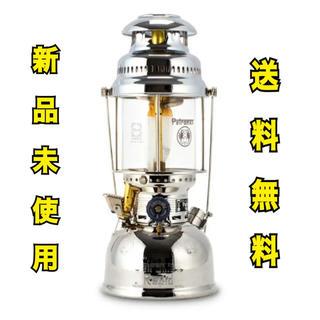 ペトロマックス(Petromax)の【新品、未開封】ペトロマックス Petromax HK500 ニッケル(ライト/ランタン)