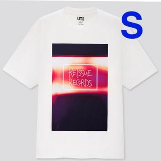 ユニクロ(UNIQLO)の米津玄師 ユニクロ Tシャツ 白 新品未使用  Sサイズ(ミュージシャン)