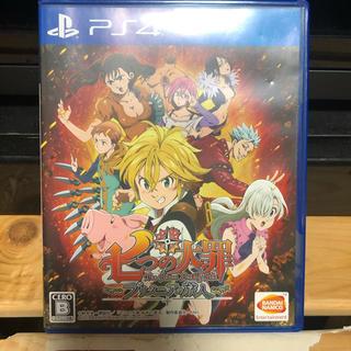 プレイステーション4(PlayStation4)の七つの大罪 ブリタニアの旅人 PS4(家庭用ゲームソフト)