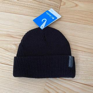 コロンビア(Columbia)の新品 コロンビア ニット帽 F(ニット帽/ビーニー)