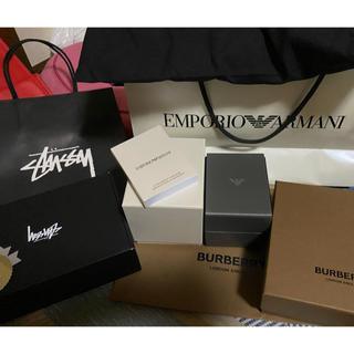 バーバリー(BURBERRY)のアルマーニ、BURBERRY等【ブランド箱、袋】(その他)