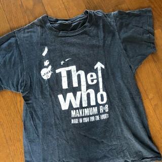 70年代 who ヴィンテージ Tシャツ(Tシャツ/カットソー(半袖/袖なし))