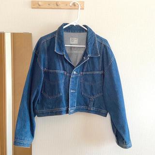 ロキエ(Lochie)のvintage denim jacket(Gジャン/デニムジャケット)