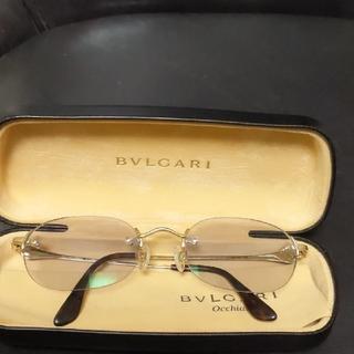 ブルガリ(BVLGARI)のBVLGARIツーポイント眼鏡(サングラス/メガネ)