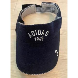 アディダス(adidas)のアディダス ゴルフ サンバイザー(その他)