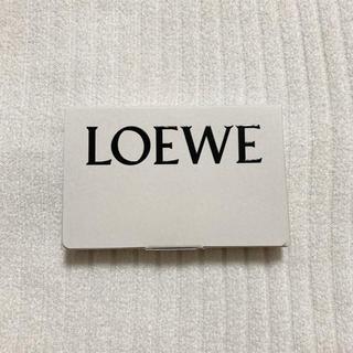 ロエベ(LOEWE)のLOEWE ロエベ 香水 オードゥパルファン 001 サンプル(ユニセックス)