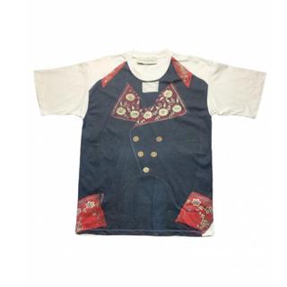 ラフシモンズ(RAF SIMONS)のstefan cooke シャツ(Tシャツ/カットソー(半袖/袖なし))