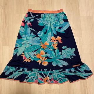 レオナール(LEONARD)のレオナール LEONARD 膝丈 スカート(ひざ丈スカート)