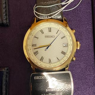 セイコー(SEIKO)のSEIKO ブライツ SAGZ102 福袋 ソーラー電波(腕時計(アナログ))
