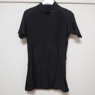 ミズノ(MIZUNO)のMIZUNO ミズノ メンズ トレーニングウェア ハイネック半袖 Mサイズ(その他)