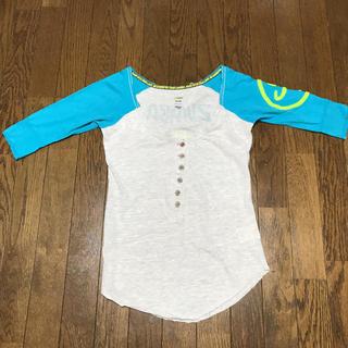 ズンバ(Zumba)のZUMBA トップス(Tシャツ(半袖/袖なし))