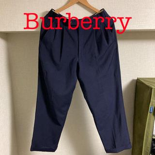 バーバリー(BURBERRY)のBurberry ワイドパンツ(スラックス)
