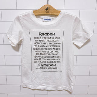 リーボック(Reebok)のReebok クラシック Tシャツ(Tシャツ/カットソー)