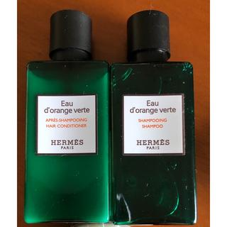Hermes - エルメス オー ドランジュ ヴェルト シャンプー・コンディショナー