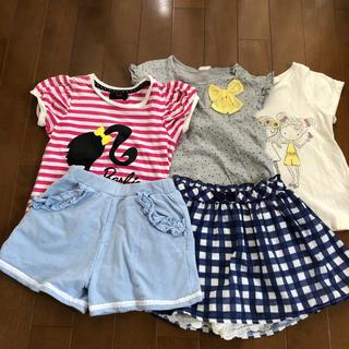 バービー(Barbie)のサイズ100 まとめ売り(Tシャツ/カットソー)