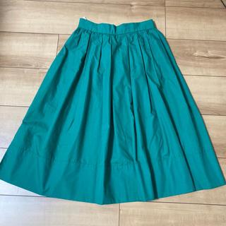 バビロン(BABYLONE)の最終値下ミディ丈スカート サイズ38(ひざ丈スカート)