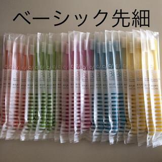 歯科用 歯ブラシ ベーシック 先細ふつう(歯ブラシ/デンタルフロス)
