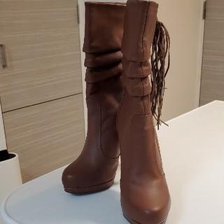 ルシェルブルー(LE CIEL BLEU)のブーツ(ブーツ)