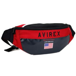 アヴィレックス(AVIREX)の【値下げ】AVIREX(アヴィレックス)OLD SKOOL  ボディバッグ(ボディーバッグ)