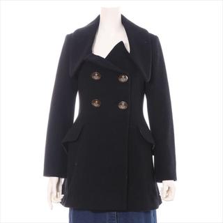 ヴィヴィアンウエストウッド(Vivienne Westwood)の(未使用に近い)ヴィヴィアン ウエストウッド 裾広がりコート(ロングコート)