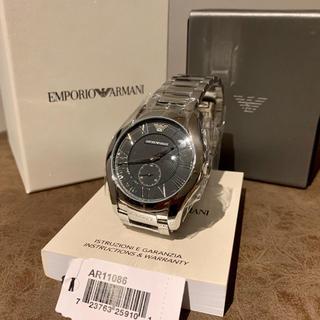 エンポリオアルマーニ(Emporio Armani)の新品 正規品 エンポリオアルマーニ AR11086時計 ウオッチ(腕時計(デジタル))