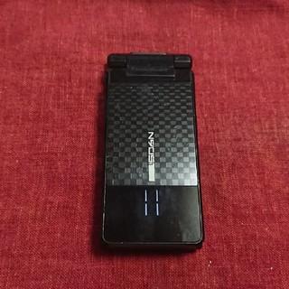 NTTdocomo - ドコモ N905i ブラック ガラケー本体