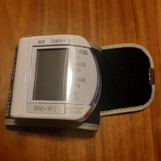タニタ(TANITA)のTANITA タニタ 手首式 デジタル血圧計 BP-210(その他)