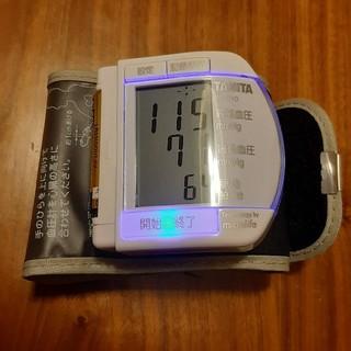 タニタ(TANITA)のTANITA タニタ 手首式 デジタル血圧計 BP-210 ②(その他)