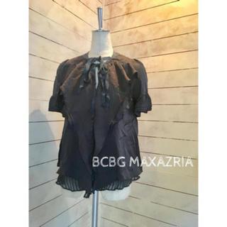 ビーシービージーマックスアズリア(BCBGMAXAZRIA)のBCBG MAXAZRIA ダイアンフォンファステンバーグ アリスオリビア ザラ(シャツ/ブラウス(半袖/袖なし))
