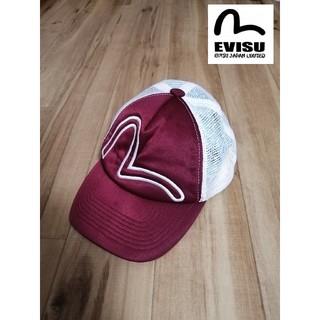 エビス(EVISU)のエヴィス エビス EVISU キャップ 帽子  カモメ  バスフィッシング 大黒(キャップ)
