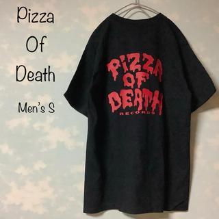ハイスタンダード(HIGH!STANDARD)のPizza Of Death Records Tシャツ Hi-STANDARD(ミュージシャン)