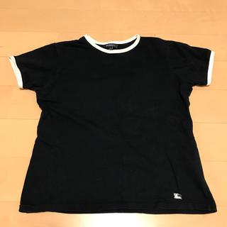 バーバリー(BURBERRY)のバーバリー Tシャツ ネイビー(Tシャツ(半袖/袖なし))
