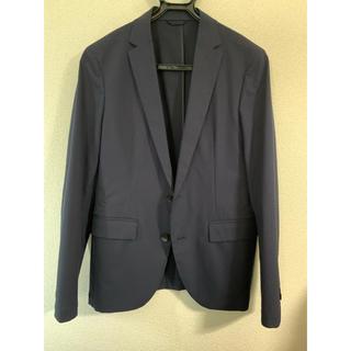 コムサメン(COMME CA MEN)のCOMME CA MEN コムサメン スーツ テーラードジャケット ネイビー(テーラードジャケット)
