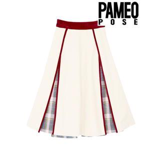パメオポーズ(PAMEO POSE)の【パメオポーズ 】スピリットスカート【PAMEO POSE】(ひざ丈スカート)