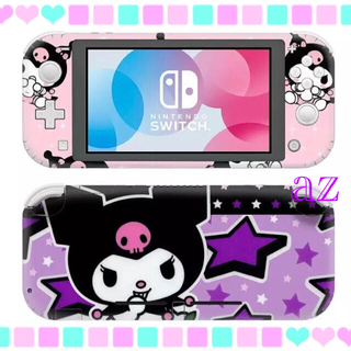 ニンテンドースイッチ(Nintendo Switch)の◎SALE◎クロミ④ 任天堂SwitchLite 保護スキンシール✦汚れ防止(その他)