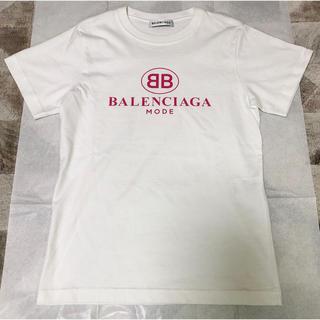 バレンシアガ(Balenciaga)の☆SALE☆新品未使用BB BALENCIAGA MODE Tシャツ ウィメンズ(Tシャツ(半袖/袖なし))