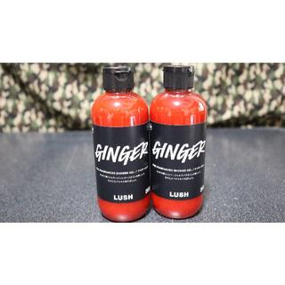 ラッシュ(LUSH)のLUSH FINE FRAGRANCED SHOWER GEL GINGER (その他)