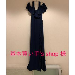 ビーシービージーマックスアズリア(BCBGMAXAZRIA)のBCBG ロング ドレス ワンピース(ロングドレス)