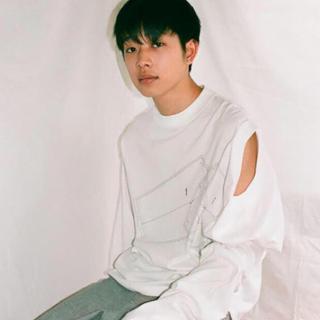 ジョンローレンスサリバン(JOHN LAWRENCE SULLIVAN)のkudos 19aw ロングTシャツ(Tシャツ/カットソー(七分/長袖))