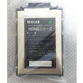 アイオーデータ(IODATA)の超レア 98NOTE用内蔵薄型ハードディスクHDNS-4.3G(PCパーツ)