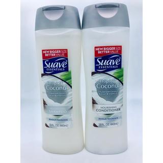 Suave - Suave shampoo conditioner set coconut