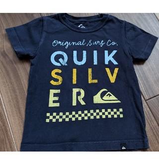 クイックシルバー(QUIKSILVER)の取り置き中です。クイックシルバー 110(Tシャツ/カットソー)