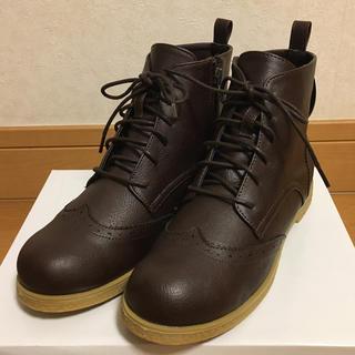 サマンサモスモス(SM2)のSM2☆ブーツ(ブーツ)