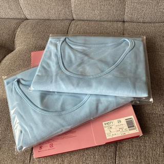 シャルレ(シャルレ)のシャルレ カジュアルインナー 2枚セット(Tシャツ(半袖/袖なし))