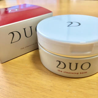 DUO(デュオ) ザ クレンジングバーム(90g)(クレンジング/メイク落とし)