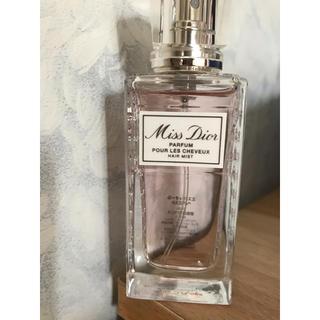 クリスチャンディオール(Christian Dior)のミス ディオール ヘア ミスト 30ml(ヘアウォーター/ヘアミスト)